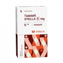 Thuốc cường dương Tadalafil Stella 5mg, Hộp 30 viên