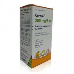 Thuốc Sandoz Curam POS 250/5ml 60ml