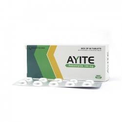 Thuốc dạ dày Ayite 100 | Hộp 6 vỉ x 10 viên