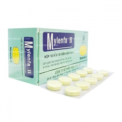 Thuốc dạ dày MYLENFA II - Magaldrate Simethicone