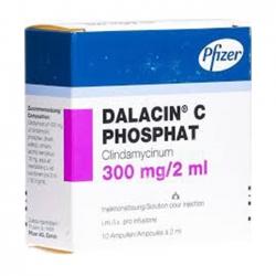 Thuốc Dalacin C 300mg/2ml