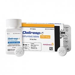 Thuốc Daliresp Roflumilast 250 mcg 28 Viên