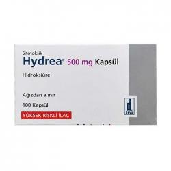Thuốc Deva Hydrea 500mg, Hộp 100 viên