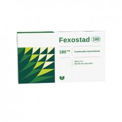 Thuốc dị ứng Fexostad 180mg