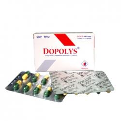 Thuốc điều trị giãn mạch, bện trĩ Dopolys Domesco