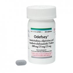 Thuốc điều trị HIV Gilead Odefsey, Hộp 30 viên