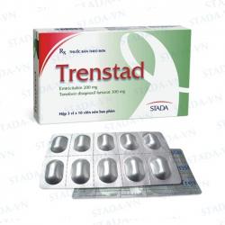 Thuốc điều trị nhiễm HIV Trenstad STADA