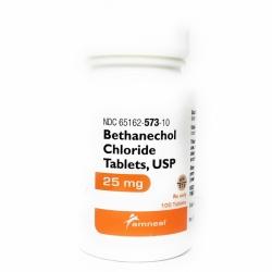 Thuốc rối loạn bàng quang Bethanechol Chloride Tablets, USP 25mg 100 viên