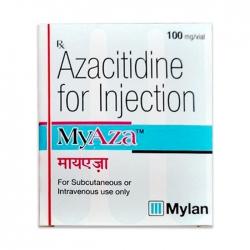 Thuốc điều trị thiếu máu Myaza Azacitidine 100mg