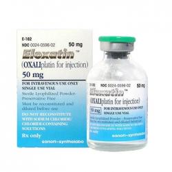 Thuốc ung thư đại tràng Eloxatin 50mg 10ml