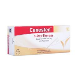 Thuốc điều trị viêm âm đạo Canesten 1-Day-Therapy (1 viên/hộp)