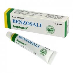 Thuốc dùng ngoài da Trị nấm ngoài da BENZOSALI
