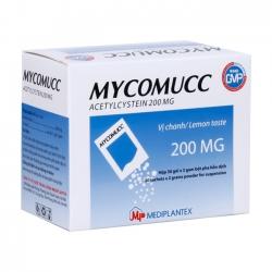 Thuốc đường hô hấp Mycomucc | Hộp 30 gói x 2 gram