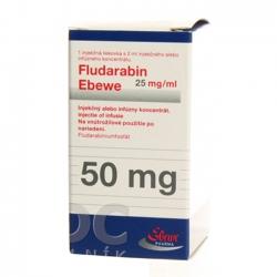 Thuốc Fludarabin Ebewe 50mg/2ml