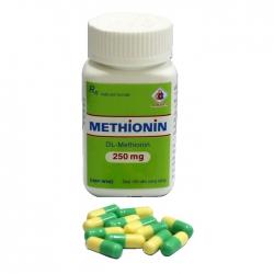 Thuốc giải độc Methionine 250mg Domesco