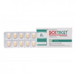 Thuốc giảm đau Boston Bostacet, Hộp 20 viên