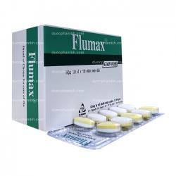 Thuốc giảm đau hạ sốt FLUMAX - Paracetamol 400 mg