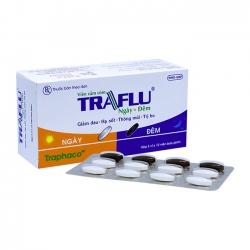 Thuốc giảm đau hạ sốt TRAFLU
