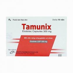 Thuốc giảm đau Incepta Tamunix 300mg, Hộp 30 viên