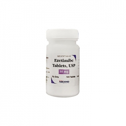 Ezetimibe Tablets 10mg giảm lipid máu lọ 500 viên