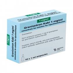 Thuốc Granisetron Kabi 1mg/1ml