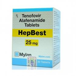 Thuốc Mylan Hepbest 25mg VN3-251-19