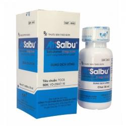 Thuốc hô hấp Atisalbu 60ml An thiên