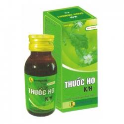 Thuốc Ho K/H | Khải Hà | Hộp 100ml