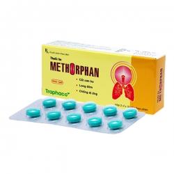 Thuốc ho Methorphan, Hộp 20 viên