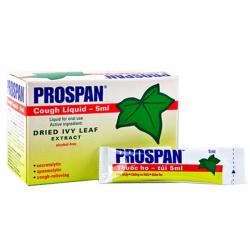 Thuốc ho Prospan Liquid 35ml/gói x Hộp 21 gói