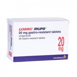 Thuốc hỗ trợ tiêu hóa Losec Mups
