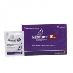 Thuốc hỗ trợ tiêu hóa Nexium 10mg, Hộp 28 gói
