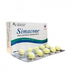 Thuốc hỗ trợ tiêu hóa SIMACONE