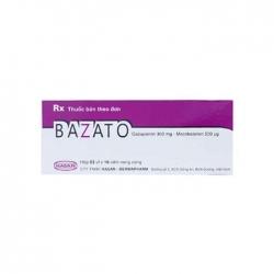 Thuốc hướng thần Hasan Bazato, Hộp 30 viên