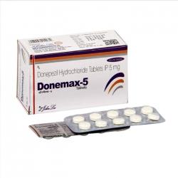 Thuốc hướng thần Johnlee Donemax 5, Hộp 100 viên