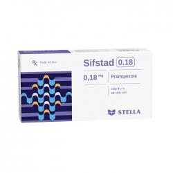 Thuốc hướng thần Stella Sifstad 0.18mg