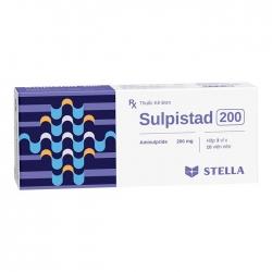 Thuốc hướng thần Stella Sulpistad Amisulpride 200mg 30 viên