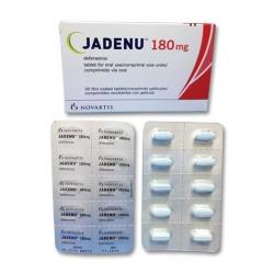 Thuốc Jadenu 180mg, Hộp 30 Viên