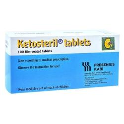 Thuốc Ketosteril  600mg, Hộp 100 viên