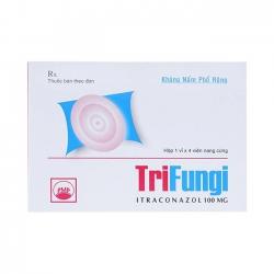 Thuốc kháng nấm PMP Trifungi 100mg