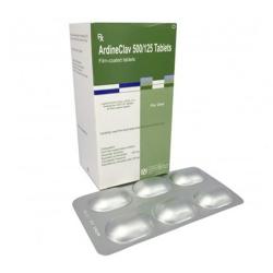 Thuốc kháng sinh Ardineclav 625mg