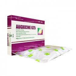 Thuốc kháng sinh Vidipha Augxicine 625mg, Hộp 14 viên