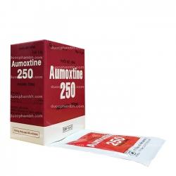 Thuốc kháng sinh AUMOXTINE 250 - Aumoxicilin 250mg