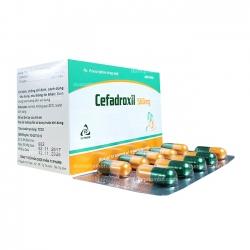 Thuốc kháng sinh CEFADROXIL - Cefadroxil 500mg