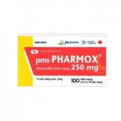 Thuốc kháng sinh Imexpharm Pharmox 250mg, Hộp 100 viên