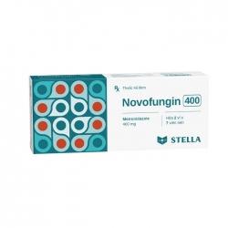 Thuốc kháng sinh Stella Novofungin 400mg