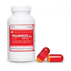 Thuốc kháng sinh Imexpharm Pharmox SA 500mg, Chai 200 viên