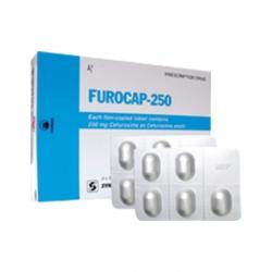 Thuốc kháng sinh PMP Furocap 250