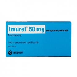 Thuốc kháng viêm Aspen Imurel 50mg, Hộp 100 viên