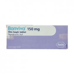 Thuốc kháng viêm Bonviva 150mg, Hộp 3 vỉ